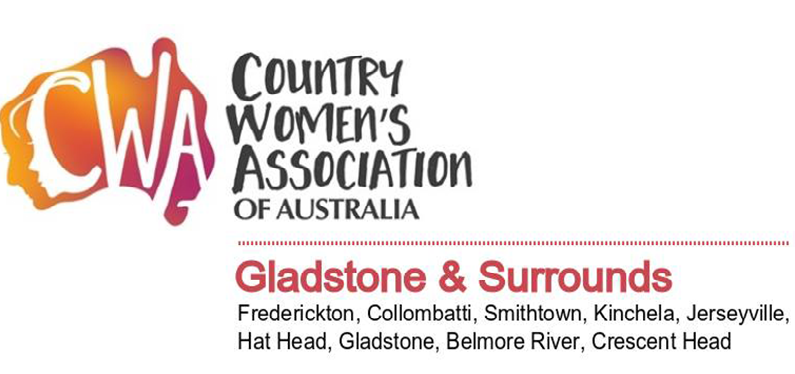 Country Women's Association | Gladstone & Surrounds